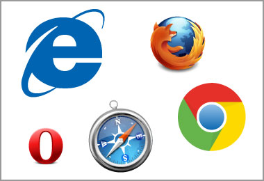 w3c web report browser